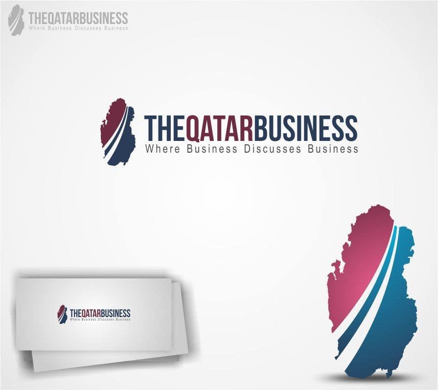 Конкурсная заявка №69 для Logo Design for The Qatar Business