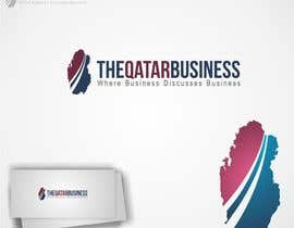 #69 для Logo Design for The Qatar Business от syednaveedshah