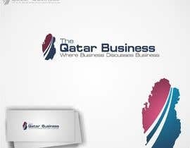 nº 56 pour Logo Design for The Qatar Business par syednaveedshah