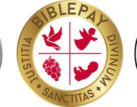 #390 for Biblepay Cryptocurrency - New Logo by edso0007