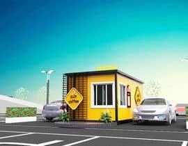Číslo 26 pro uživatele Drive-Thru Container Cafe Restaurant od uživatele Arkhitekton007