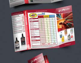 nº 13 pour Brochure Design for My Jiffy Lube par csoxa