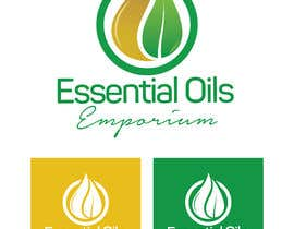 #21 for Essential Oils Emporium Logo by danxpacheco
