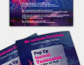 #7 for Poster - Pop Up Festival of Music, Food and Art by Inadvertise
