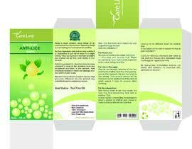 #18 for Design for Anti-Lice shampoo box by aisyahart86