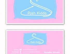 #14 cho Design Business Card & Logo for Posh Kiddo bởi annagerasimova09