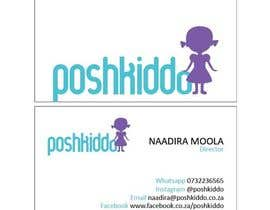 #21 cho Design Business Card & Logo for Posh Kiddo bởi grafiktopia