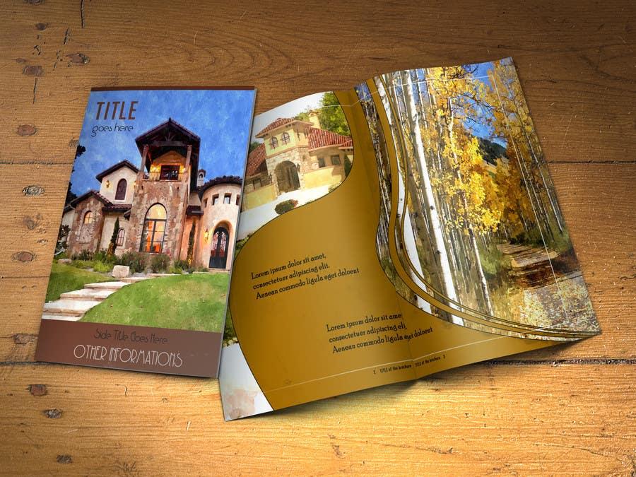 Bài tham dự cuộc thi #                                        5                                      cho                                         Design a Brochure for Real Estate