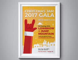 #2 , Gig Poster for Christmas Rock Concert 来自 fedesoloa
