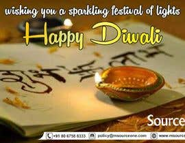 #33 for Design a Banner for Diwali by saurabh9977