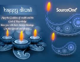 #10 for Design a Banner for Diwali by multicerveprint