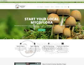 #146 for Mushroom Project Logo by theotonious225