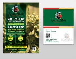 m99 tarafından Design a flyer & business card! (RECURRENT) (FAST TURNAROUND) (QUICK RESPONSE) için no 24