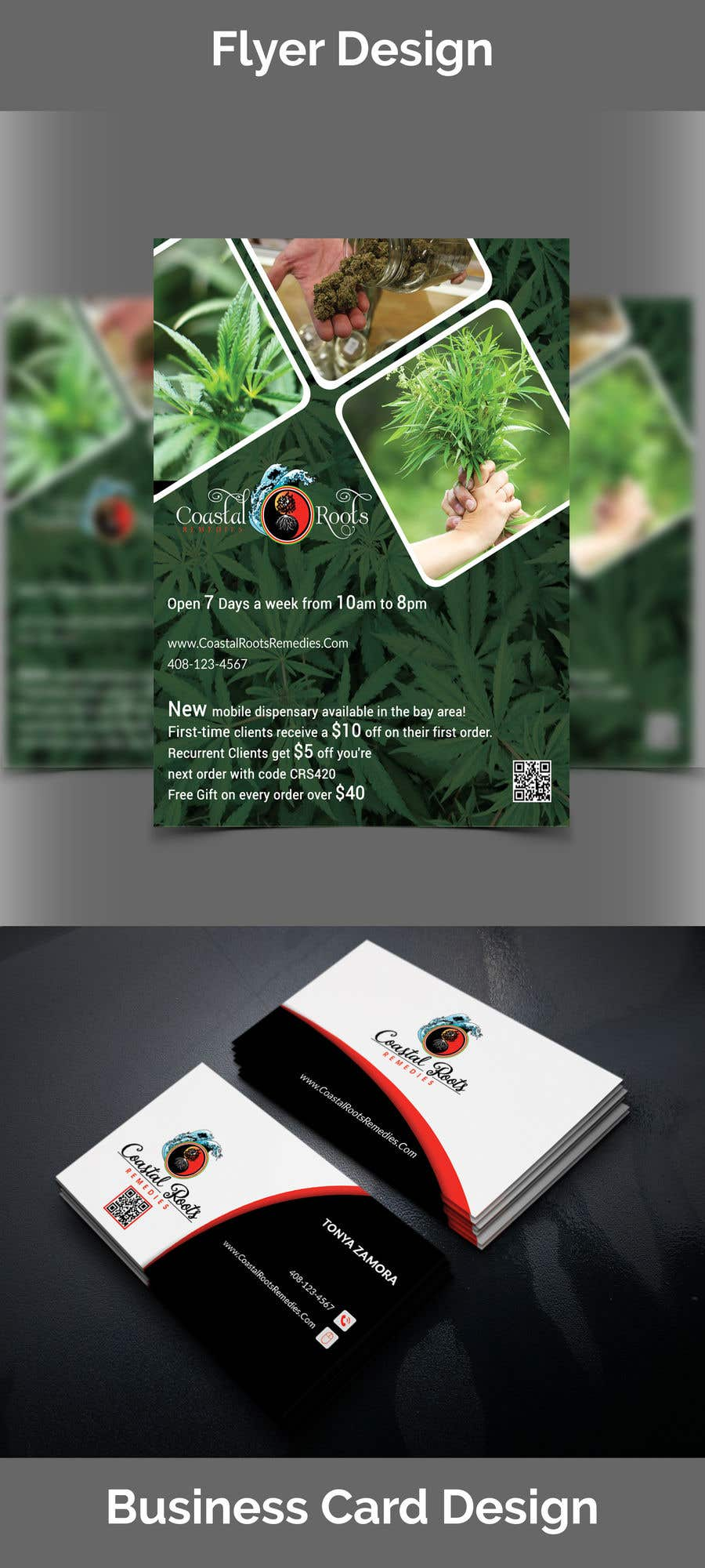 Entry #26 by Arif2646 for Design a flyer & business card! (RECURRENT ...