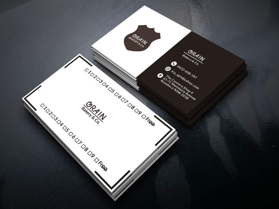 Entry #53 by sheikhmahamud848 for Design some Business Cards/Loyalty ...