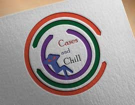 #129 untuk We need a logo for Cases and Chill oleh shovonkhanbd