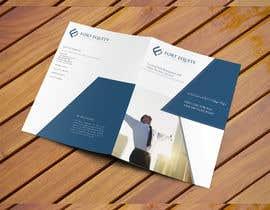 #10 สำหรับ Design a Brochure - company profile โดย ElegantConcept77
