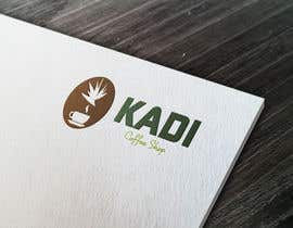 #127 for Design LOGO KADI Coffee Shop by MNEBoss