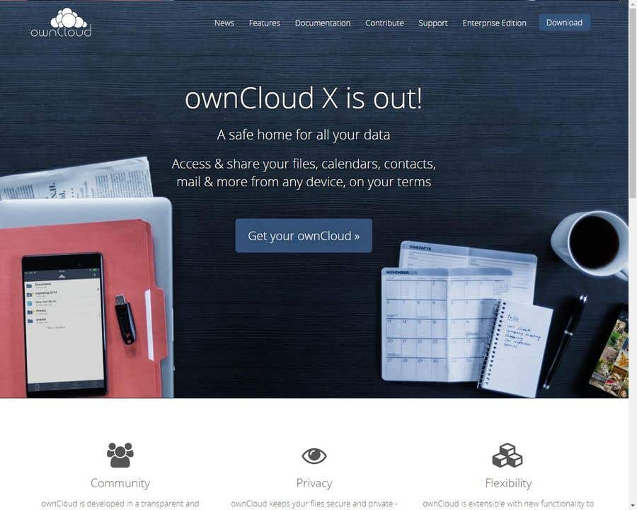 Contest Entry #                                        2                                      for                                         Create a Cloud Server (Dropbox Like) Proposal