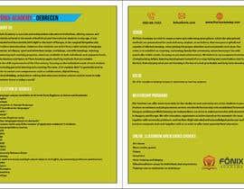 #13 per Design a brochure for our students applicants da RobinCan