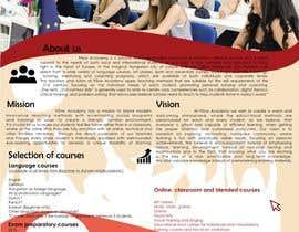 #14 per Design a brochure for our students applicants da sanleodesigns