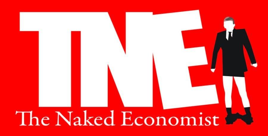 Participación en el concurso Nro.                                        9                                      para                                         Logo Design for The Naked Economist