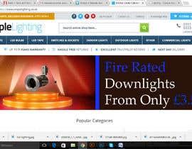 #74 for Design a Website Banner by Manik012