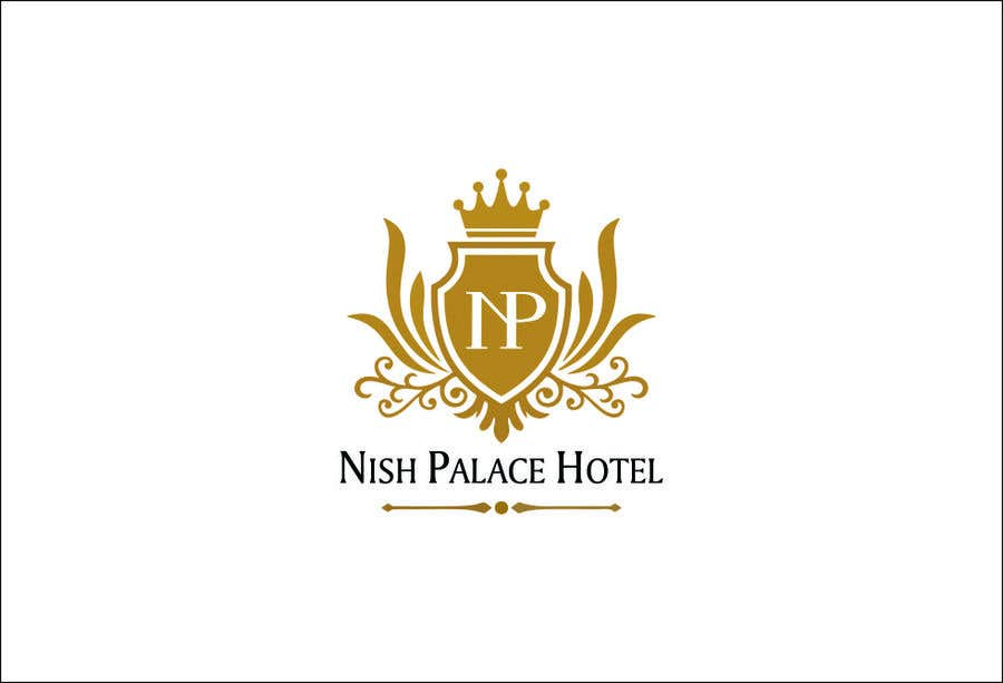 Entry 135 By Edgarmtz2000 For Hotel Logo And Fond Design