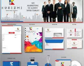 kolbalish tarafından I need to design facebook page,  business cards  for Kubizmi LLC için no 48