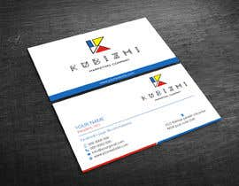 yatusher786 tarafından I need to design facebook page,  business cards  for Kubizmi LLC için no 10