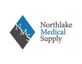 nº 93 pour Logo Design for Northlake Medical Supply par soniadhariwal
