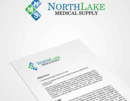 #20 untuk Logo Design for Northlake Medical Supply oleh IzzDesigner