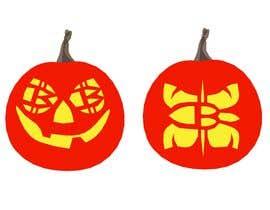 #17 para Design a Cool Bitcoin Pumpkin Stencil por ahmadsyntech