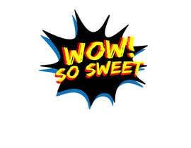 Nro 17 kilpailuun Design a logo for a new sweetener brand käyttäjältä crazyteoh