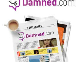 #48 for Develop a Corporate Identity for Damned.com by justynabw19