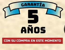#8 for Banner 5 años de garantía af ch47ly