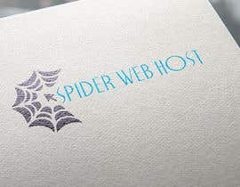 #27 cho I want a modern designed logo for a new web host company designed. The web address is spiderwebhost.uk Company name is spider web host bởi decentpub
