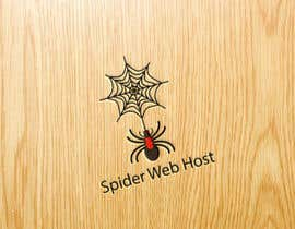 #19 cho I want a modern designed logo for a new web host company designed. The web address is spiderwebhost.uk Company name is spider web host bởi Nishcup