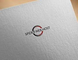#11 cho I want a modern designed logo for a new web host company designed. The web address is spiderwebhost.uk Company name is spider web host bởi jointy62