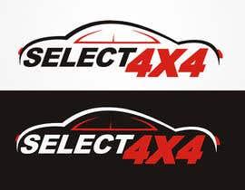 #7 untuk Design a Logo for Select 4x4 oleh webbymastro