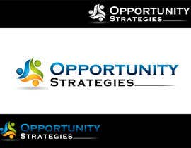 nº 100 pour Logo Design for Opportunity Strategies par shakeerlancer
