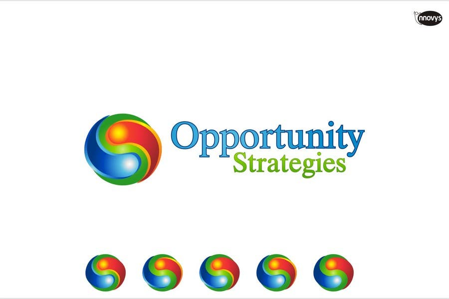 Kilpailutyö #331 kilpailussa Logo Design for Opportunity Strategies