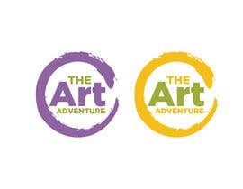 "#29 for I need a logo designing for a client website build. The website in question is called ""the art adventure""  its primarily a website for the sale of canvas paintings and one of customised pottery and painted pieces. by BrilliantDesign8"