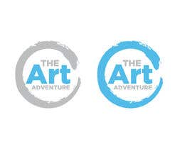 "#32 for I need a logo designing for a client website build. The website in question is called ""the art adventure""  its primarily a website for the sale of canvas paintings and one of customised pottery and painted pieces. by BrilliantDesign8"
