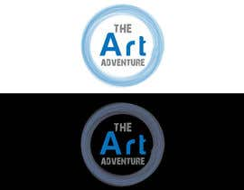 "#34 for I need a logo designing for a client website build. The website in question is called ""the art adventure""  its primarily a website for the sale of canvas paintings and one of customised pottery and painted pieces. by Jewelrana7542"