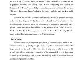 #2 for Proof-reading and editing of an article on political metaphor by rasultahreem1