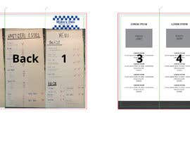 #12 for Design a Tri-Fold/Digital Menu for Deli by MRGRAPH003