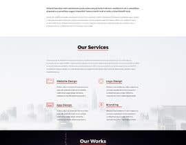 Nro 13 kilpailuun Design a Website Mockup käyttäjältä rolandomorada