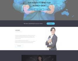 Nro 24 kilpailuun Design a Website Mockup käyttäjältä robinosaha