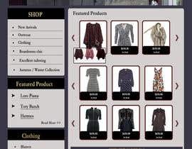 rginfosystems tarafından LUXURY FASHION BRAND - Build a Website and Online Store için no 6